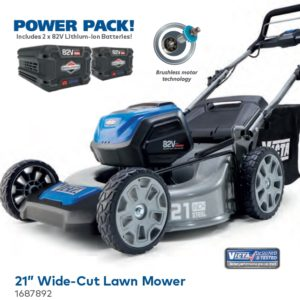 Victa 82V 21 Inch Wide Cut Mower Kit