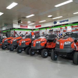 Husqvarna TS 242 Garden Tractors
