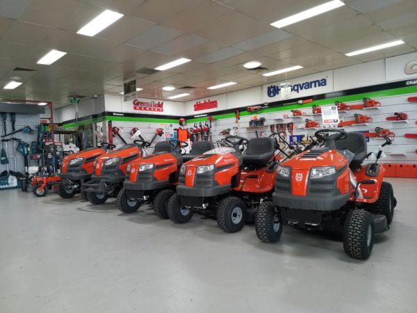 Husqvarna TS 142 Garden Tractors