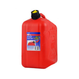 Scepter Plastic Fuel Can 10L