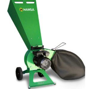 Hansa C3e Electric Start Wood Chipper