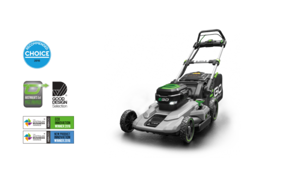 EGO LM2135E-SP 52CM SELF-PROPELLED MOWER (KIT)